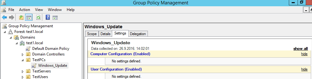 unit 4 lab configure group policy In this section we will configure the environment so that fim 2010 r2 common user and group configuration test lab guide: fim 2010 r2 common user and group.