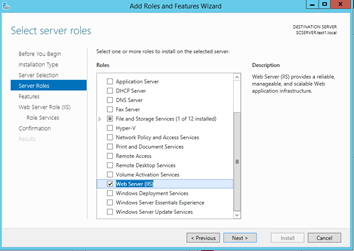 How to: Install SystemCenter Operations Manager 2012 R2