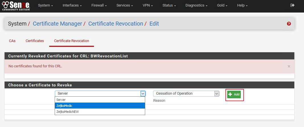 Can T Login To Pfsense Webconfigurator