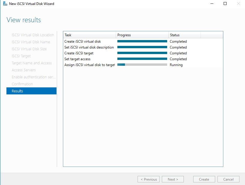 How to setup Windows Server 2016 as iSCSI Target | IT Blog