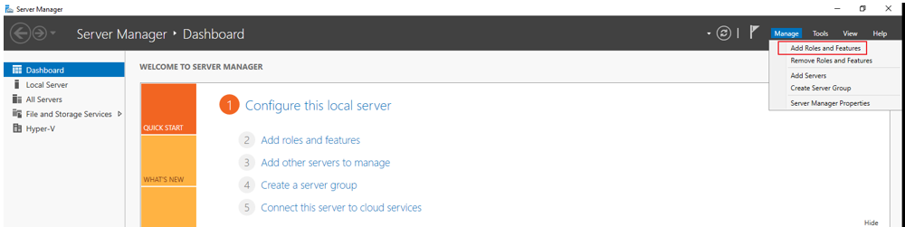 How to setup Windows Server 2016 as iSCSI Target | IT Blog